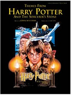 John Williams: Themes From Harry Potter And The Sorcerer's Stone Books | Piano