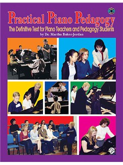 Practical Piano Pedagogy: The Definitive Text For Piano Teacher And Pedagogy Students Books and CD-Roms / DVD-Roms | Piano