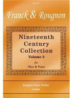 Nineteenth Century Collection: Volume 3 Books | Oboe, Piano Accompaniment