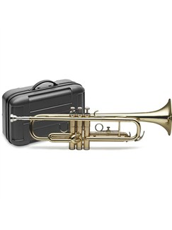 Stagg: 77-T Bb Trumpet With ABS Case Instruments | Trumpet