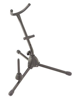 Stagg: WIS-A31 Saxophone And Flute/Clarinet Stand  | Alto Saxophone, Clarinet, Flute, Saxophone