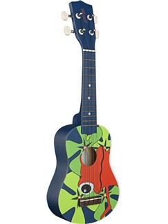 Stagg: Soprano Ukulele - Frog Instruments | Ukulele