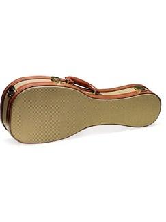 Stagg: Gold Tweed Baritone Ukulele Hard Case - 30 Inches  | Ukulele