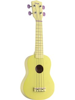 Stagg: Soprano Ukulele - Lemon Instruments | Ukulele