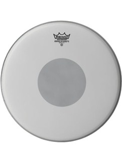 Remo: Controlled Sound X Coated Snare Batter Head - 14 Inch  | Drums