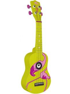 Stagg: Soprano Ukulele - Flamingo Instruments | Ukulele