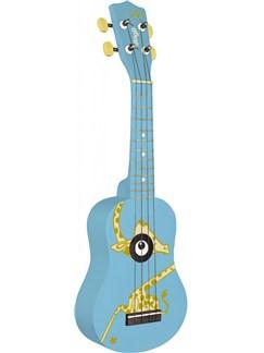 Stagg: Soprano Ukulele - Giraffe Instruments | Ukulele