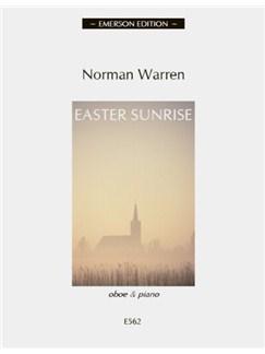 Norman Warren: Easter Sunrise - Oboe Books | Oboe, Piano Accompaniment