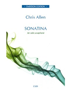 Chris Allen: Sonatina Books | Alto Saxophone