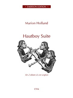 Marion Holland: Hautboy Suite Books | Oboe, Cor Anglais
