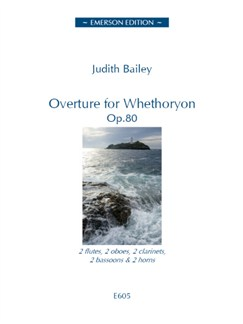 Judith Bailey: Overture for Whethoryon Op.80 Books | Flute (Duet), Oboe (Duet), Clarinet (Duet), Bassoon (Duet), French Horn (Duet)