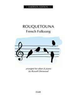 Russell Denwood: Rouquetouna Books | Oboe, Piano Accompaniment