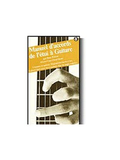 Manuel D'Accords De L'Etui A Guitare Books | Guitar, with guitar chord boxes