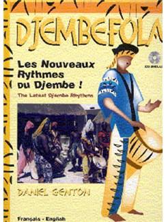Daniel Genton: Djembefola Books and CDs   World Drums