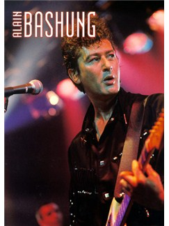 Alain Bashung Books | Piano and Voice, with Guitar chord symbols