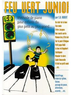 Feu Vert Junior Books and CDs | Piano