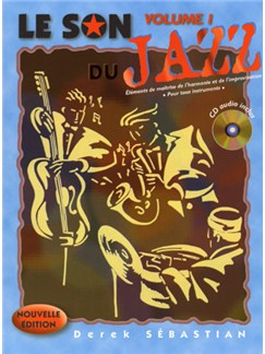 Le Son Du Jazz Volume 1 Books and CDs |