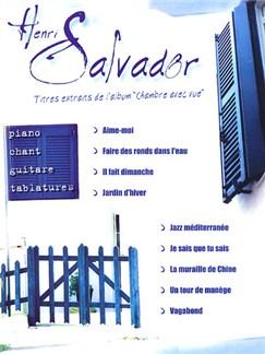 Henri Salvador Selections From 'Chambre Avec Vue' Tab Bog | Guitar Tab