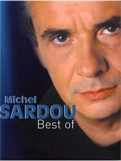 Best of Michel Sardou Books | Piano and Voice