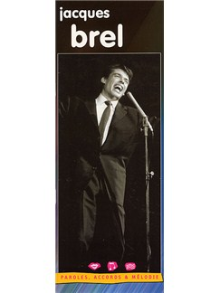 Jaques Brel Books | Melody, Lyrics and Chord boxes