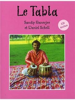 Le Tabla: Methode Progressive Books and CDs | World Drums