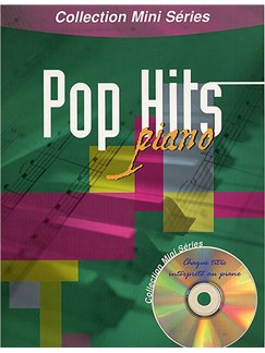 Collection Mini Series: Pop Hits - Piano Books and CDs | Piano With Chord Symbols