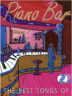 The Best Songs Of Piano Bar - Volume 2 Books and CDs | Piano & Guitar (with Chord Symbols)