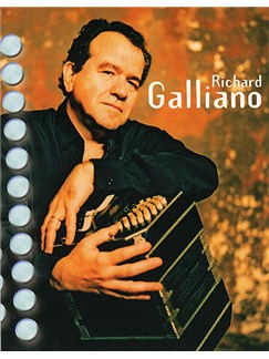 Richard Galliano Books | Accordion