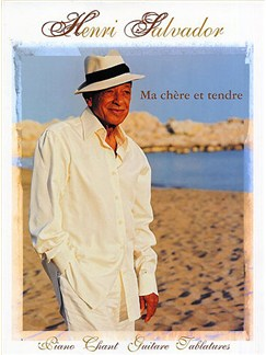 Henri Salvador: Ma Chere Et Tendre Books   Piano, Vocal & Guitar (with Chord Boxes)