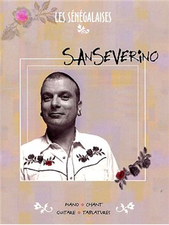 Sanseverino: Les Sénégalaises Books | Piano, Vocal & Guitar Tab (with Chord Boxes)
