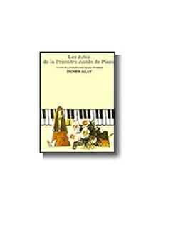 Agay: Les Joies de la Premiere Annee de Piano Books | Piano