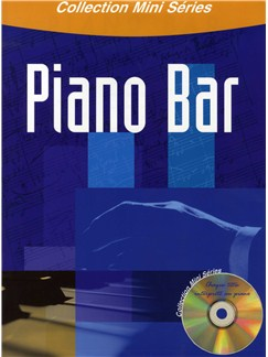 Collection Mini Series: Piano Bar (Book And CD) Books and CDs | Piano