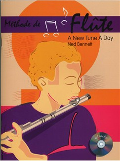 A New Tune A Day: Methode De Flute Books and CDs | Flute