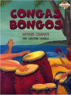 Congas Bongos: Méthode Complète Books and CDs | Congas, Bongos