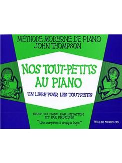 Nos Tout-Petits Au Piano Books | Piano