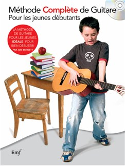 The Complete Junior Guitarist (French Edition) Books | Guitar