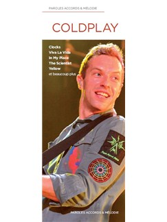 Coldplay: Paroles, Accords & Melodie Books |