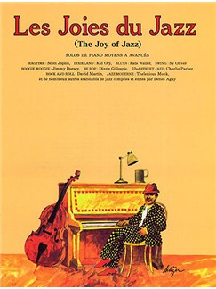 The Joy Of Jazz (French Edition) Books | Piano & Guitar, with chord symbols