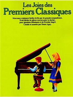 Joies Des Premiers Classiques Books | Piano