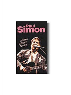 Paul Simon, Paroles Et Accords Books | Lyrics & Chords