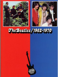 The Beatles: 1962-1970 (French Edition) Books | Guitar Tab, with chord symbols
