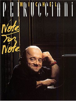 Michel Petrucciani: Note For Note Books | Piano & Guitar, with chord symbols