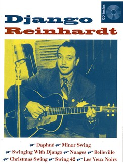 Django Reinhardt (Edition Francaise) Books and CDs | Guitar Tab