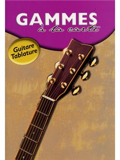 Gammes A La Carte Books | Guitar
