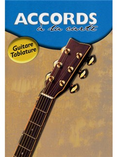 Accords A La Carte Books | Guitar