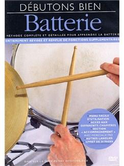 Débutons Bien: Batterie DVD DVDs / Videos | Drums
