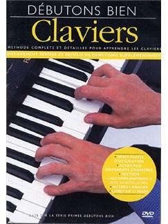 Débutons Bien: Le Clavier (DVD) DVDs / Videos | Keyboard