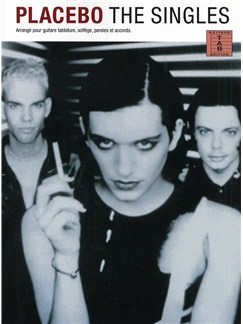 Placebo: The Singles Books | Guitar Tab (with Chord Boxes)