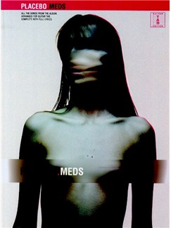 Placebo: Meds (TAB) Books | Guitar Tab