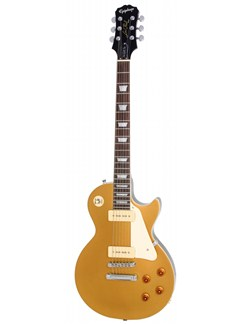 Epiphone: Les Paul '56 Goldtop (Mahogany/Metallic Gold) Instruments | Electric Guitar
